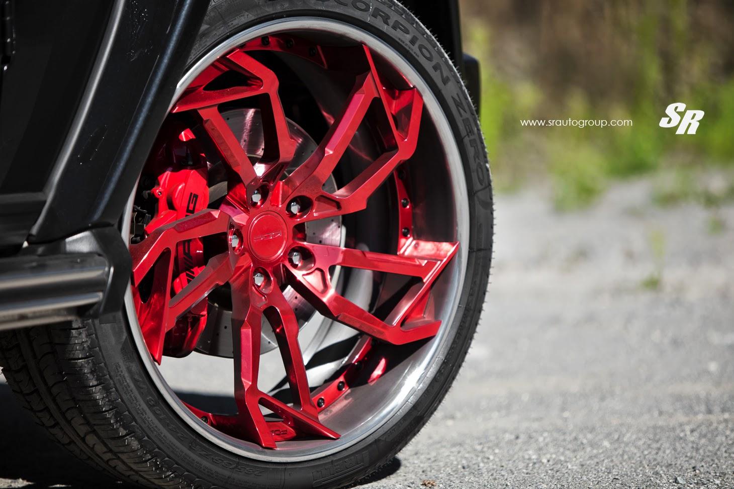 g63 pur wheels