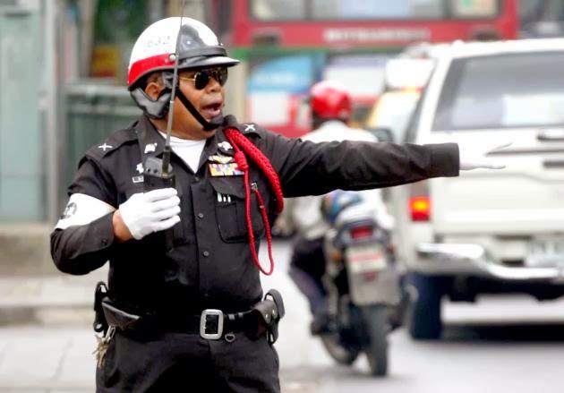 The Matrix Of World Travel Corrupt Thai Police