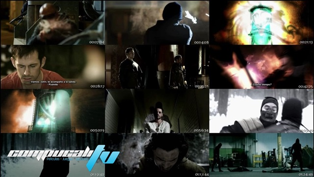 Mortal Kombat Legacy DVDRip Subtitulado