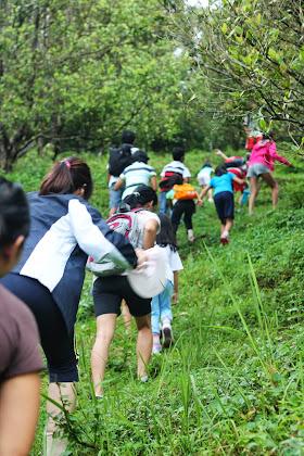 Nature potTrack, Komunitas Keluarga Pecinta Alam