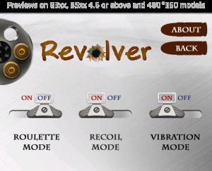 Revolver - Free Pistol On Your BlackBerry