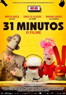 31 Minutos – O Filme Dublado