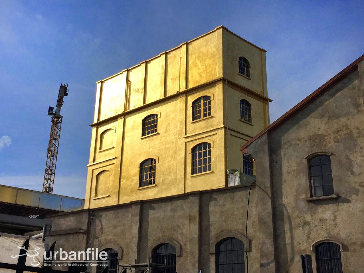 Zona ripamonti fondazione prada aggiornamenti a fine for Fondation prada milan