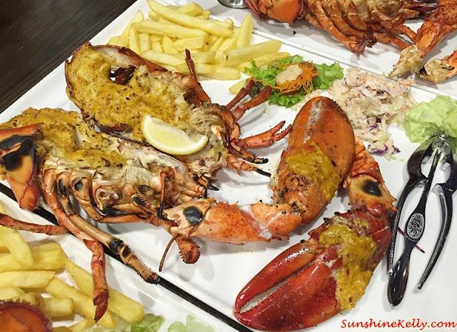 Steaks & Lobsters, Desa Sri Hartamas, Kuala Lumpur, Food review, lobsters, steak, lobster pasta, truffle lobsters, truffle steaks, truffle pasta