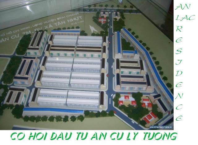 Đất nền Bình Chánh dự án mới Sài Gòn Residence cô hội trên từng m2