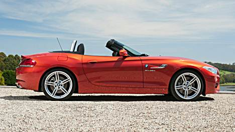 2020 BMW  Z4 Replace