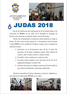 JUDAS 2018.