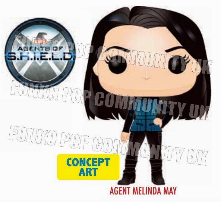 Agente Melinda May (S.H.I.E.L.D)