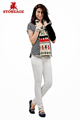Winter collection 2013 2014 christmas wear western outfits for women