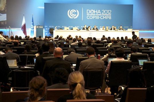 Indonesia Dukung COP 18 Hasilkan Doha Outcome