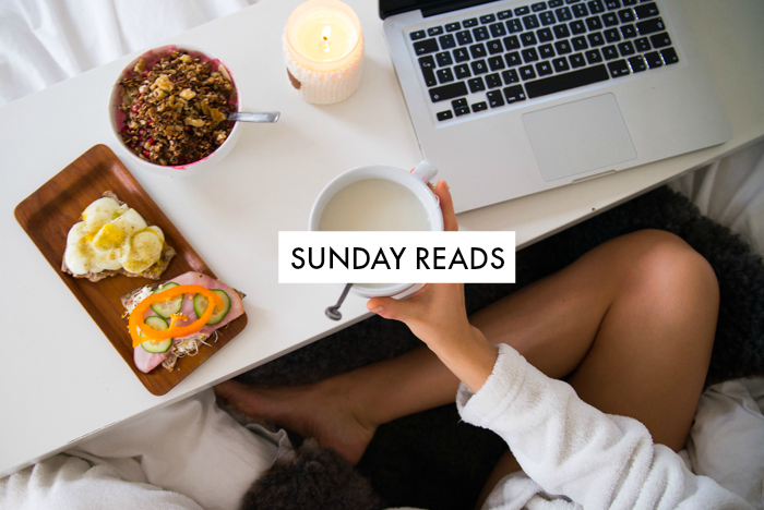 Sunday Reads #16: Paris Letters, DIY Beauty & Indoor Gardens