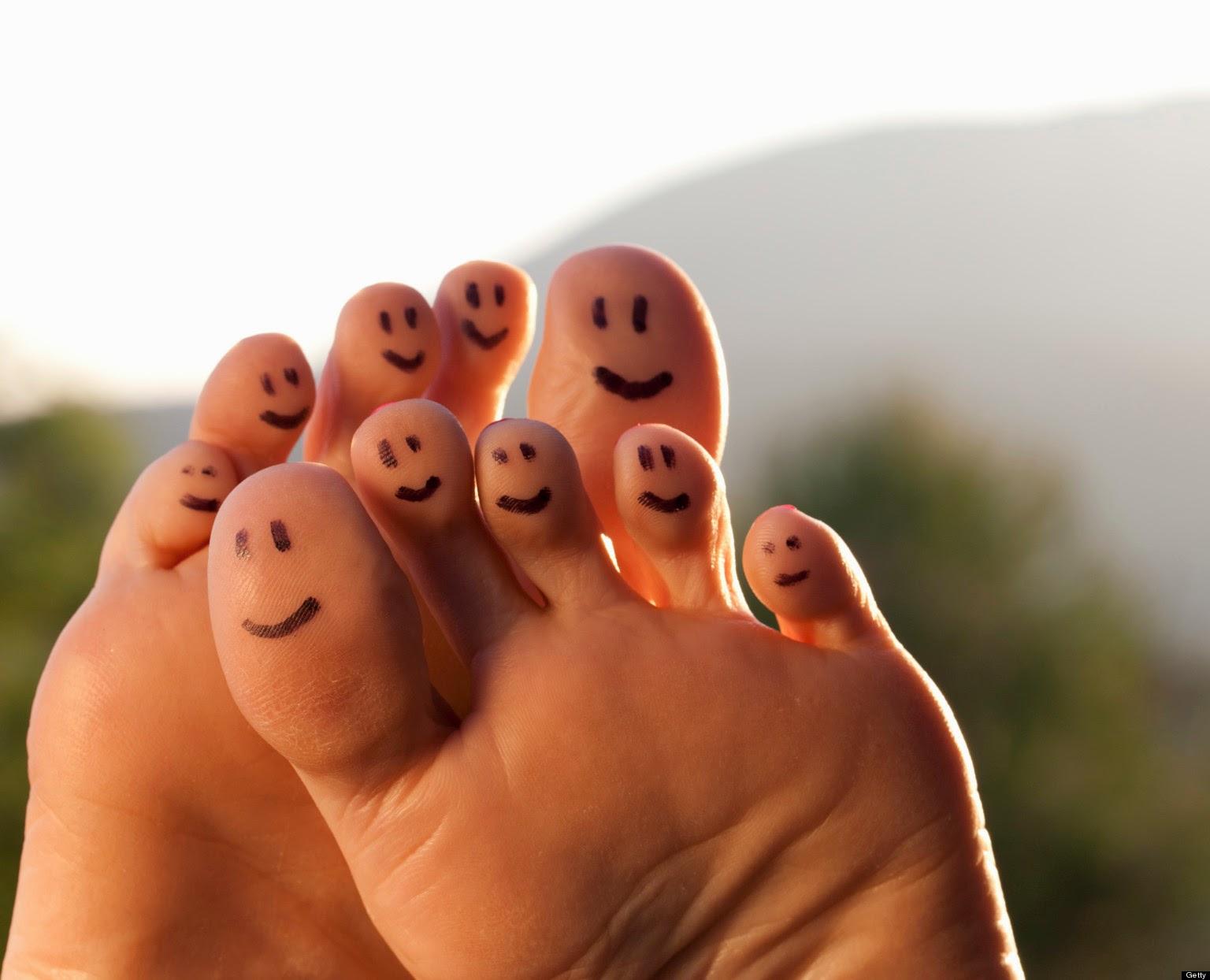 cara menghilangkan bau kaki secara alami dan ampuh