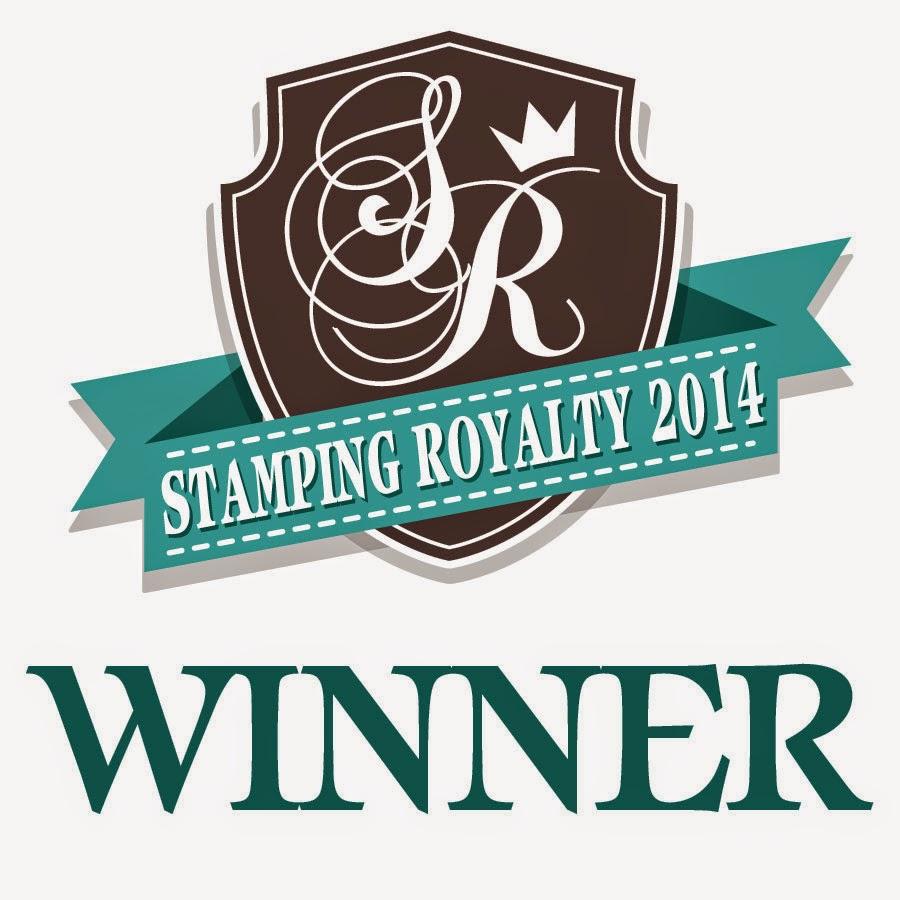 Stamping Royalty 2014