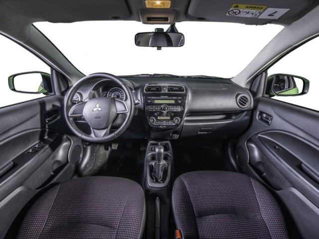Mitsubishi Space Star 2013 interior
