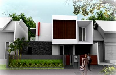 Architecture And Home Interior Design Modern Minimalist Houses In Indonesia