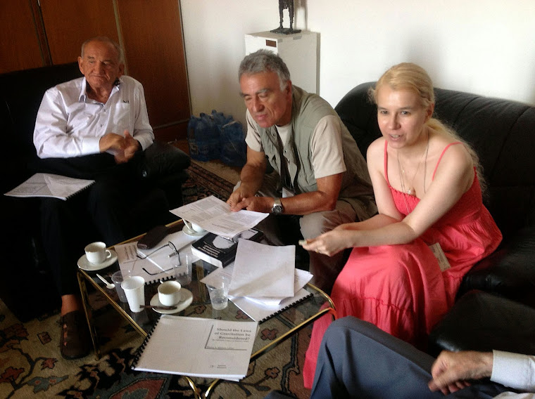 Prof.dr.Dorel Zugravescu, ing.J.-B.Deloly, Olivia Maria Marcov, prof.dr.Ieronim Mihaila