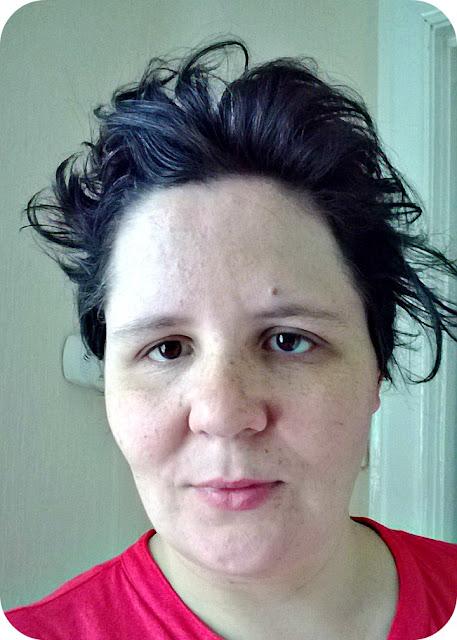 Crazy Bed Head Hair!