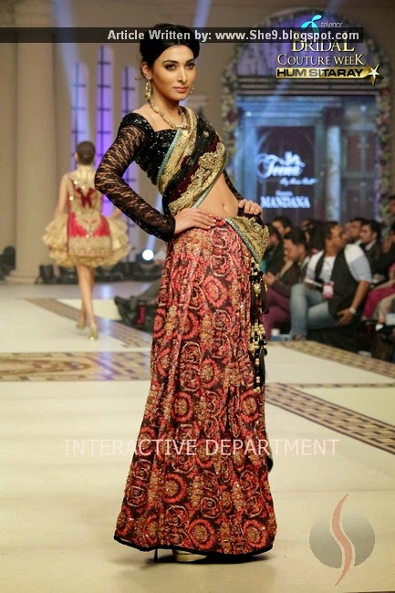 Hina Butt Launched Teena Bridal Collection