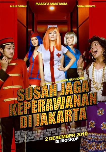 "Film ""Susah Jaga Keperawanan di Jakarta"" Full Movie"