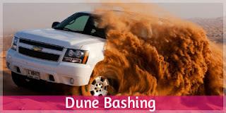 Dune Bashing Paket Umroh Plus Dubai 2016