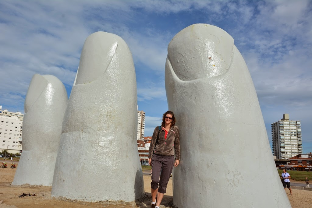 The Hand Punta del Este