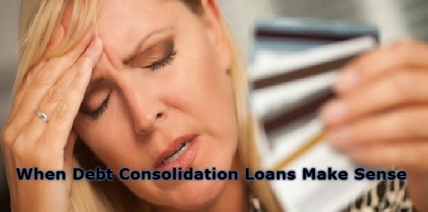 When Debt Consolidation Loans Make Sense