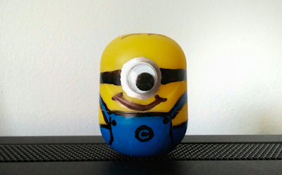 How to Make a KINDER SURPRISE Minion