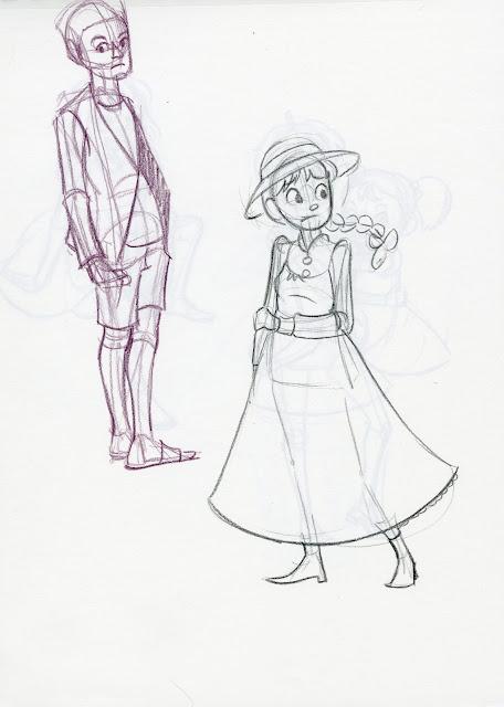 Studio Ghibli fanart, Sophie Hatter