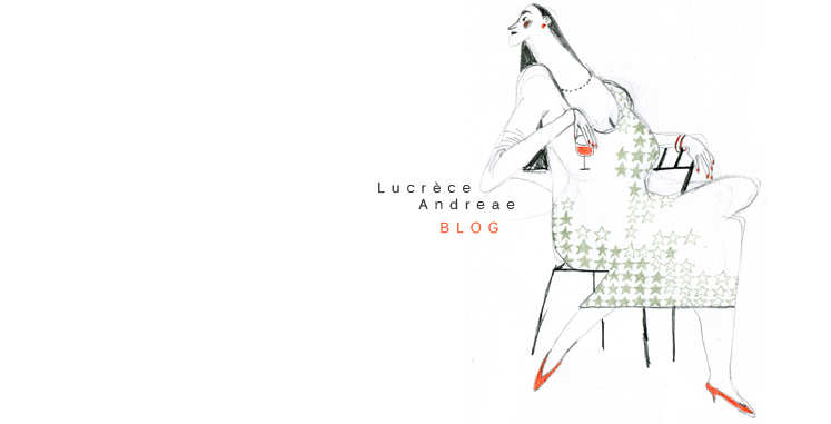 Lucrèce's blog