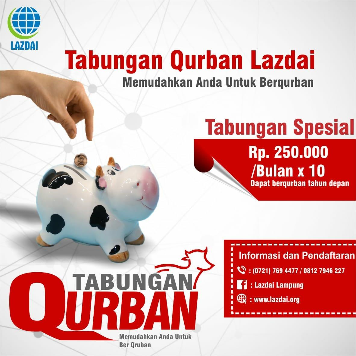 Tabungan Qurban Lazdai