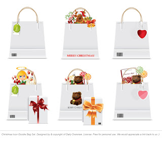 Christmas Bags Images