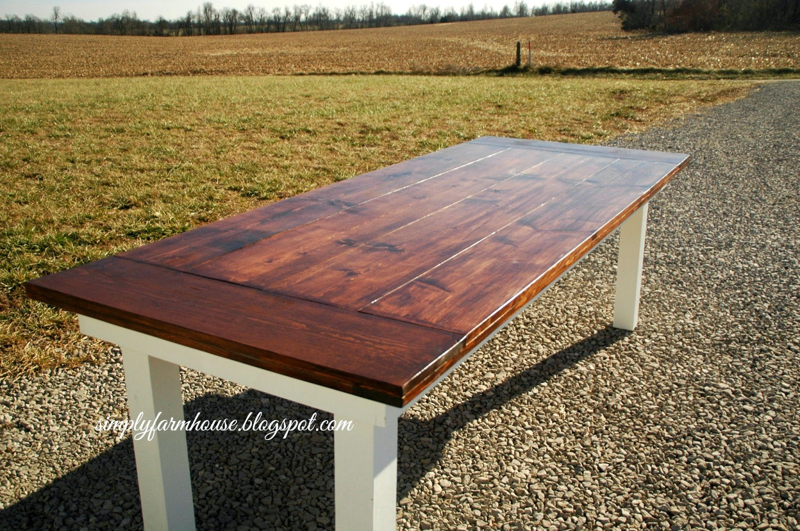 Simply Farmhouse Farmhouse Tables