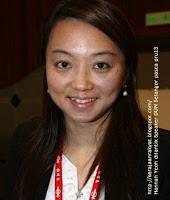 Hannah Yeoh (Subang Jaya) yang dilantik ke jawatan Speaker DUN Selangor
