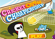 Gumball Cricket Open Championship