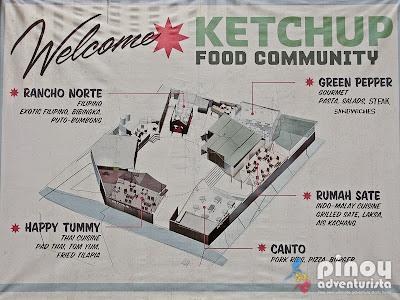 Ketchup Food Community Baguio