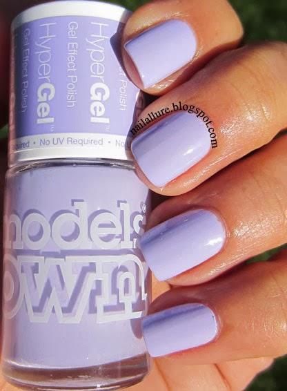 Models Own HyperGel Lilac Sheen