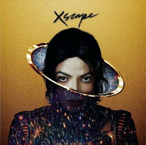 Michael Jackson Xscape Deluxe Edition 2014 capa