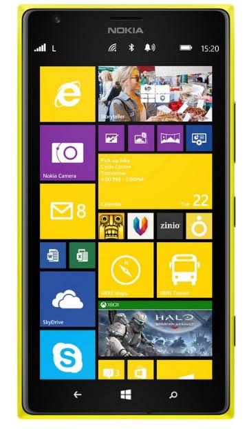 Hadir di Indonesia, Nokia Lumia 1520 Dibanderol Rp 9,4 Juta-an