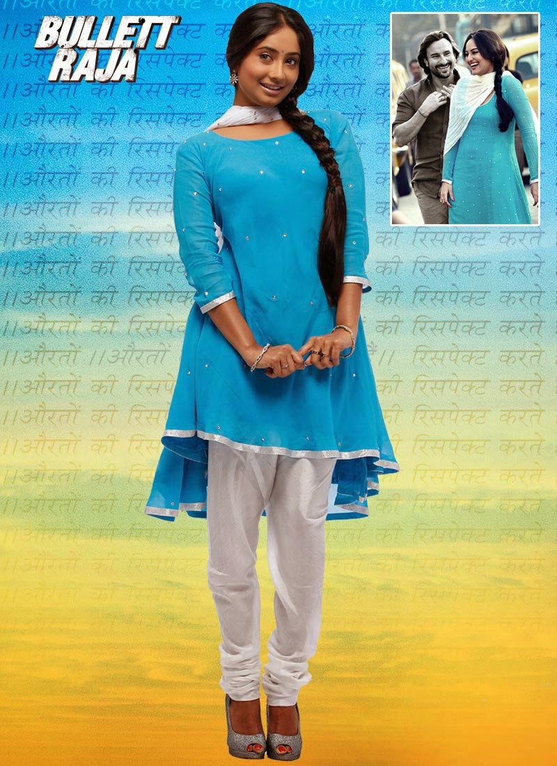 http://www.cbazaar.com/salwar-kameez/elegant-fashion/blue-bullett-raja-sonakshi-style-churidar-suit-p-sl30c091202.html
