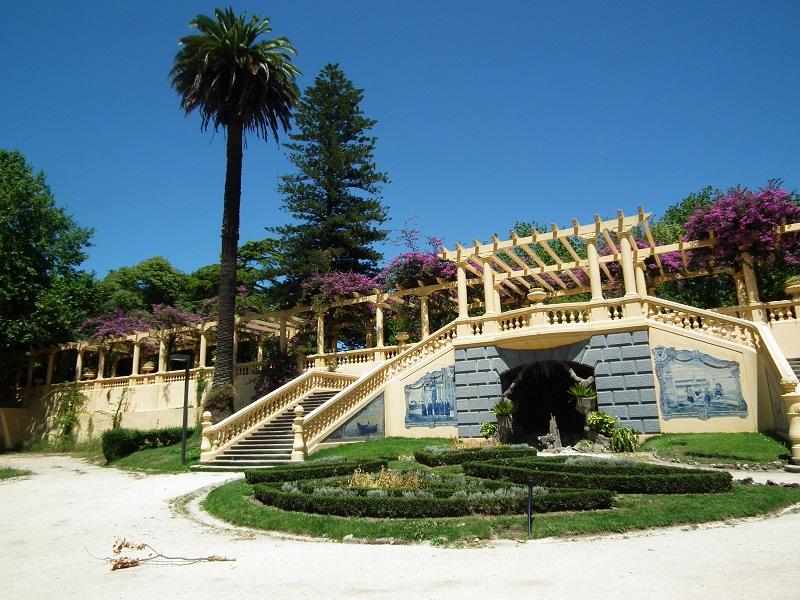 Parque Infante Dom Pedro