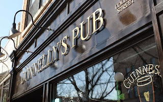 Donnelly pub