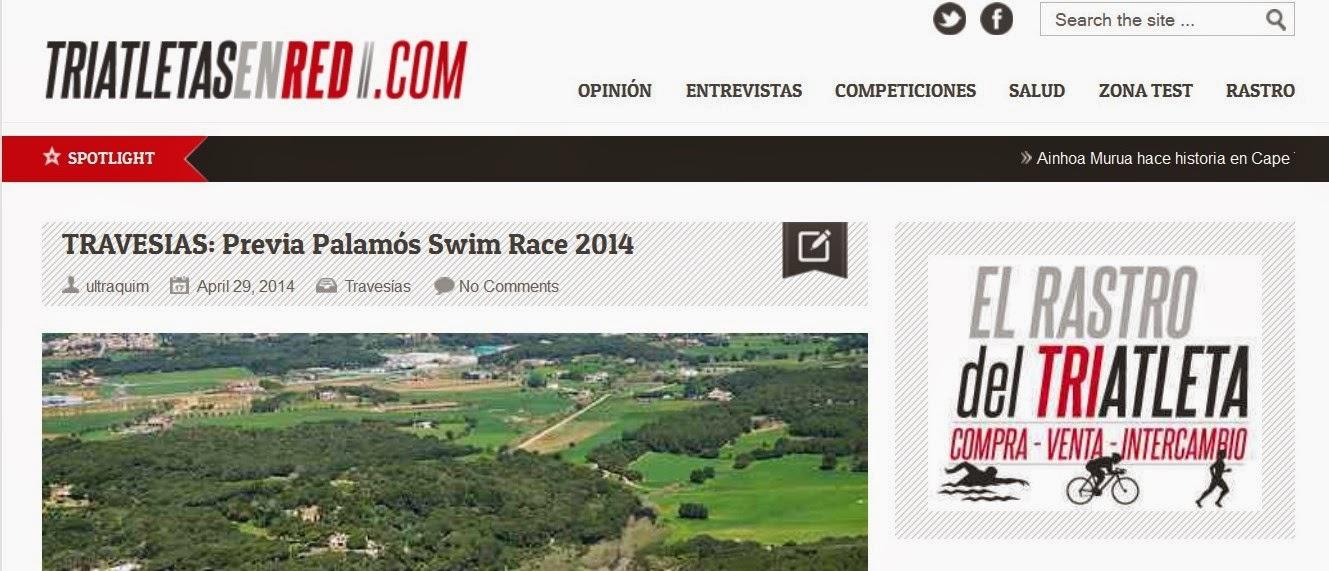 http://triatletasenred.com/travesias/travesias-previa-palamos-swim-race-2014/