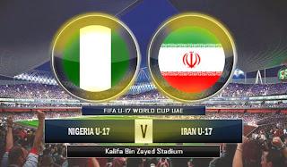 Nigeria U-17 vs Iran U-17