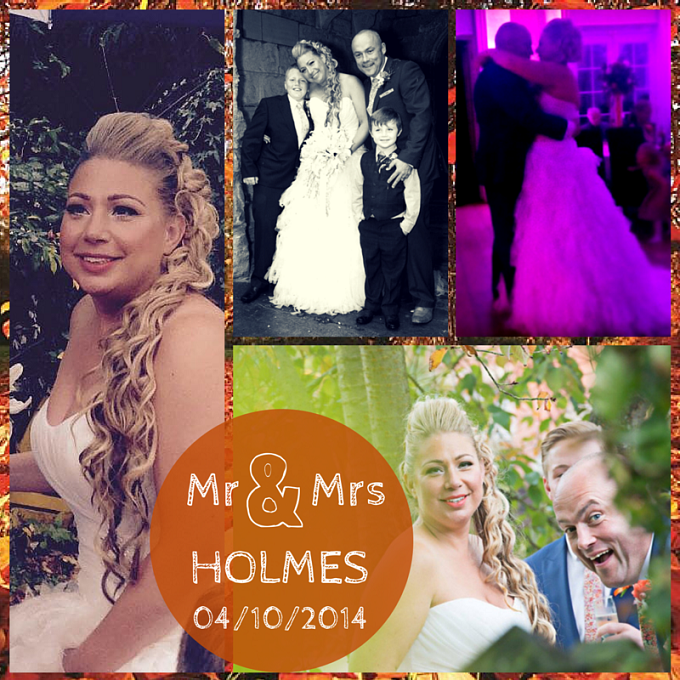 Kara and Graham Holmes Wedding
