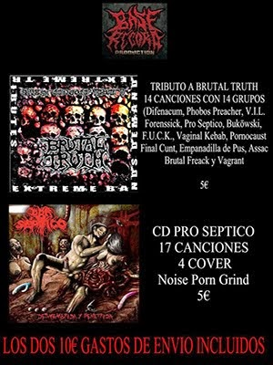 Tributo a BRUTAL TRUTH +