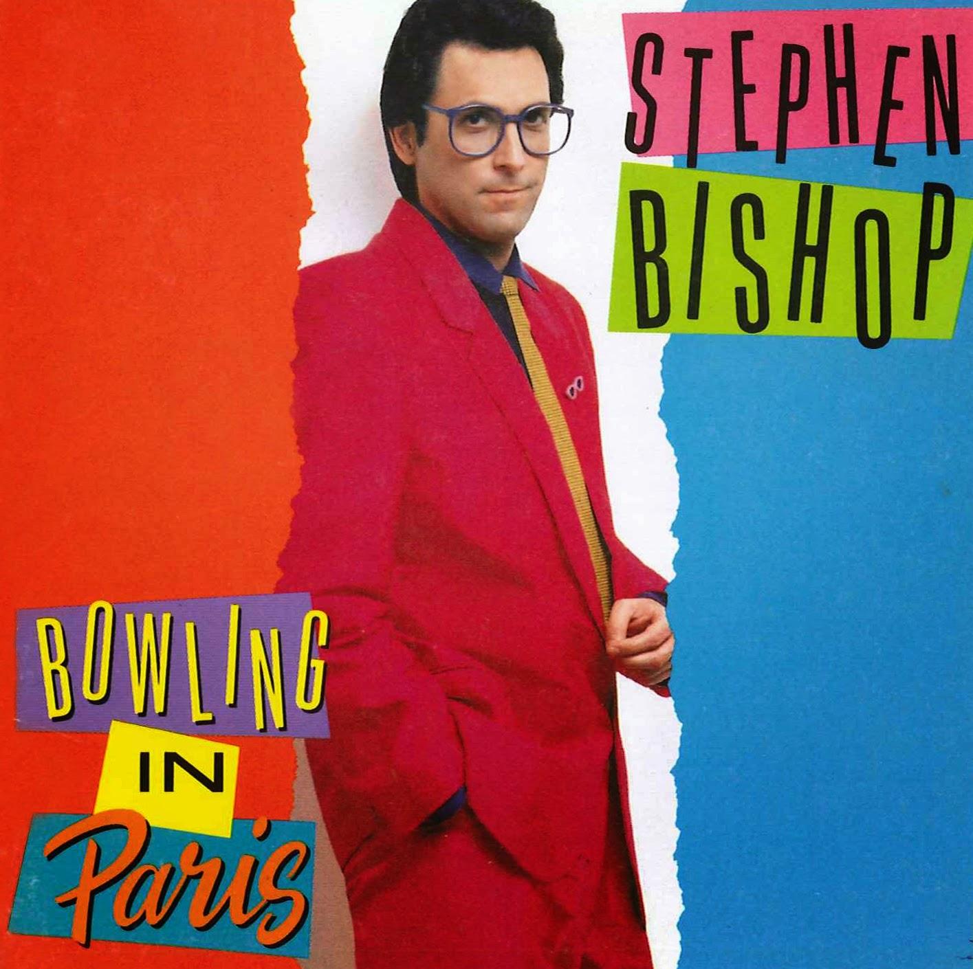 Stephen Bishop Bowling in Paris 1989