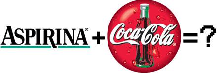 Segun la universidad de Carolina Del Norte mezclar Cafiaspirina con bebidas de Cola puede dañar gravemente el sistema inmunológico,