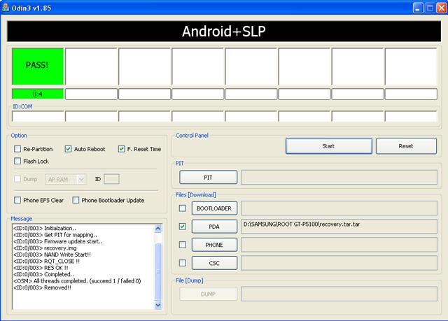 Cara Rooting Android Samsung Galaxy Tab 2