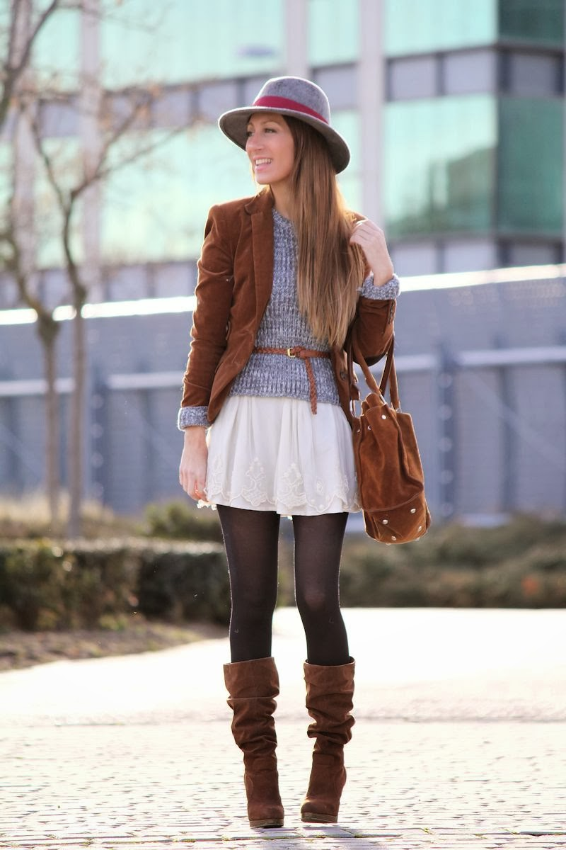 I love the look! Another perfect winter fashion idea