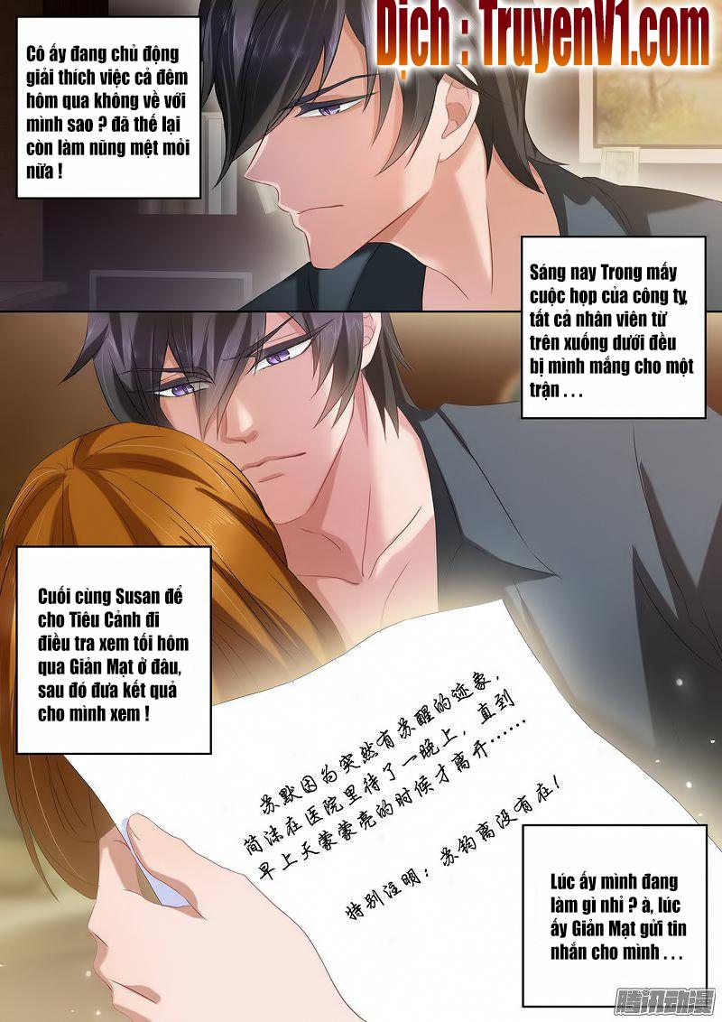 Hào Môn Thiên Giới Tiền Thê chap 88 - Trang 5